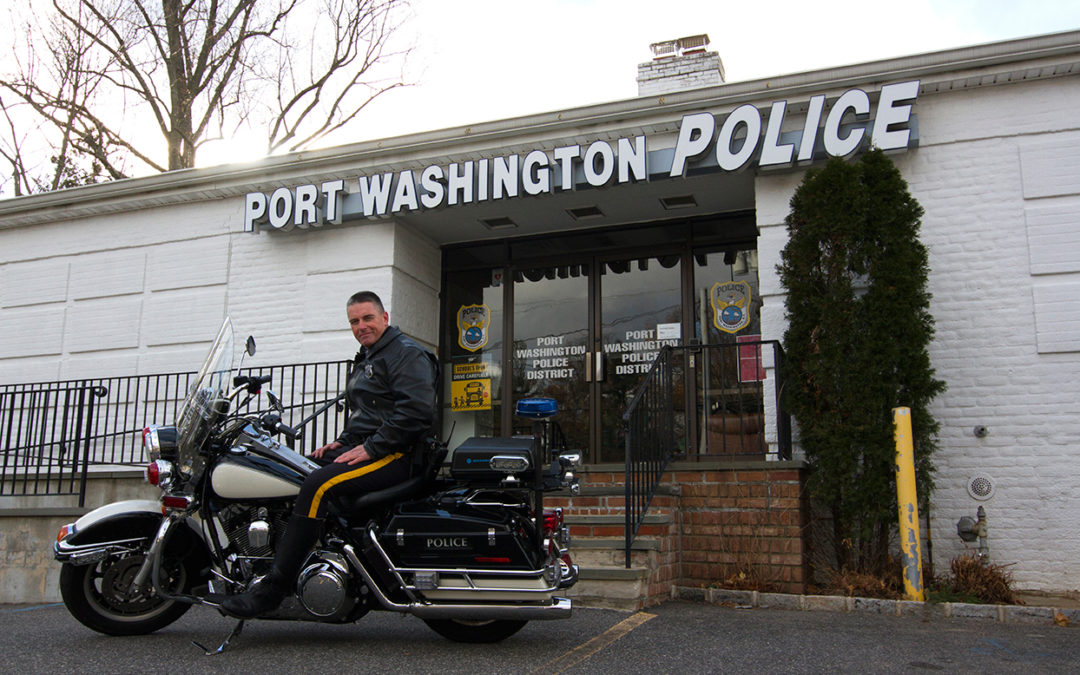 Port Washington Police Thank Supporters