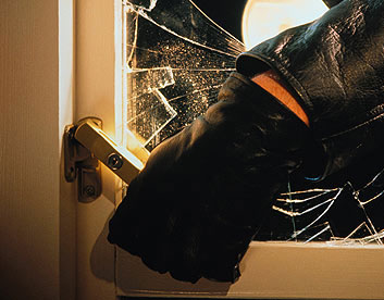 Burglary Prevention Tips