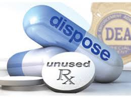 Drug Take Back Day a Success