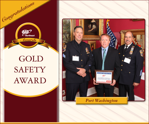 AAA Congratulates Port Washington