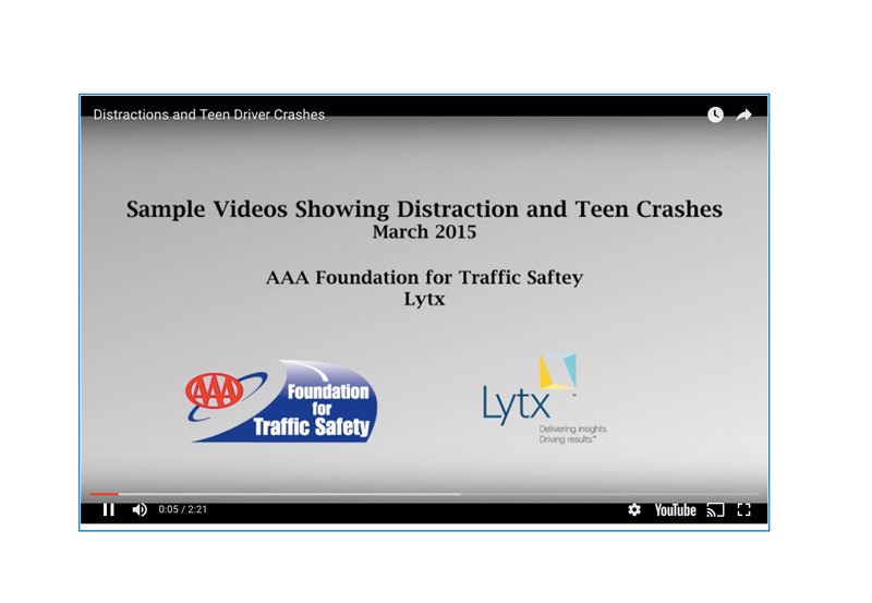 Distracted Driving Kills – Be Safe, Be Smart