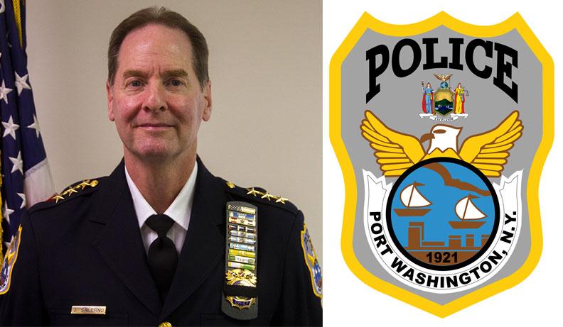 Chief of Police James Salerno Retiring 1/31/19